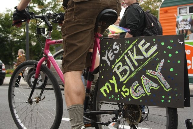 gay bike