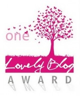 Blogger Award Love!